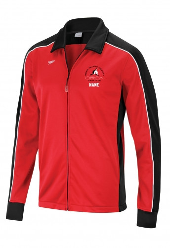 ORCA Swim Team Warmup Jacket