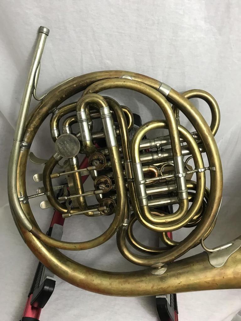 Paxman 'Alexander' Wrap Double Horn - $1250