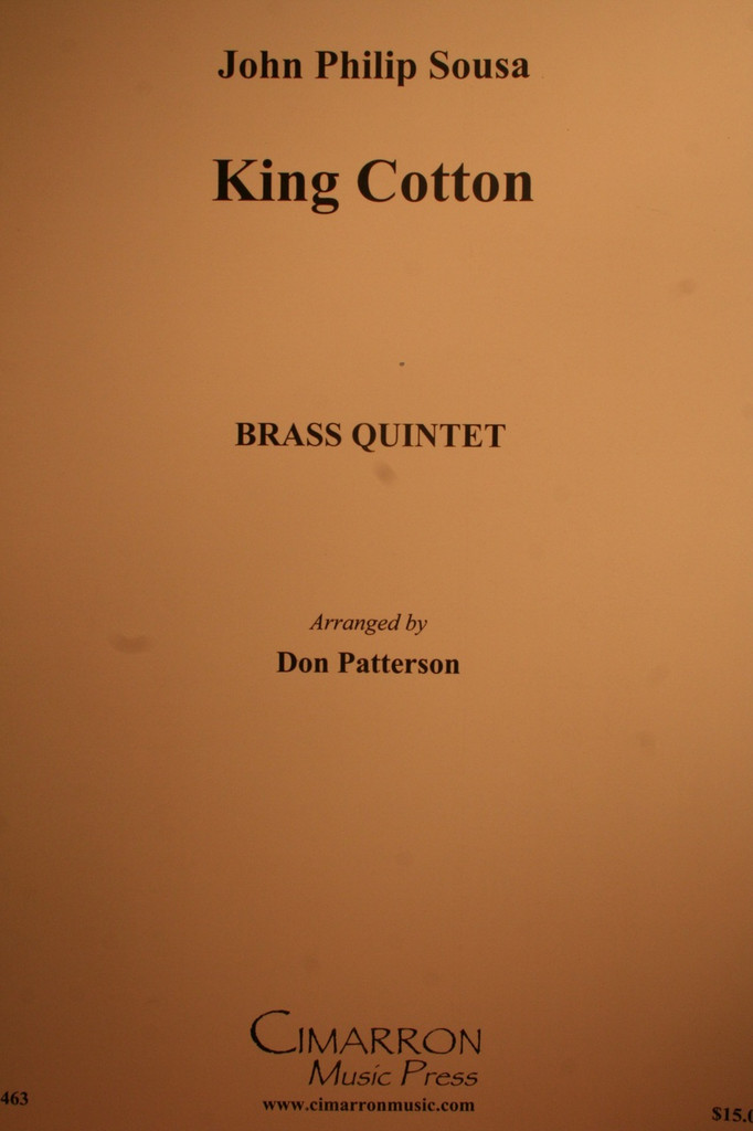 Sousa, J.P. - King Cotton