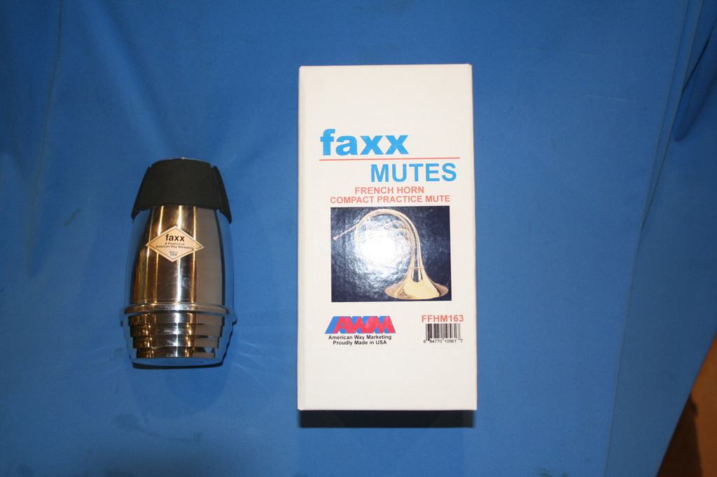 Faxx Practice Mute