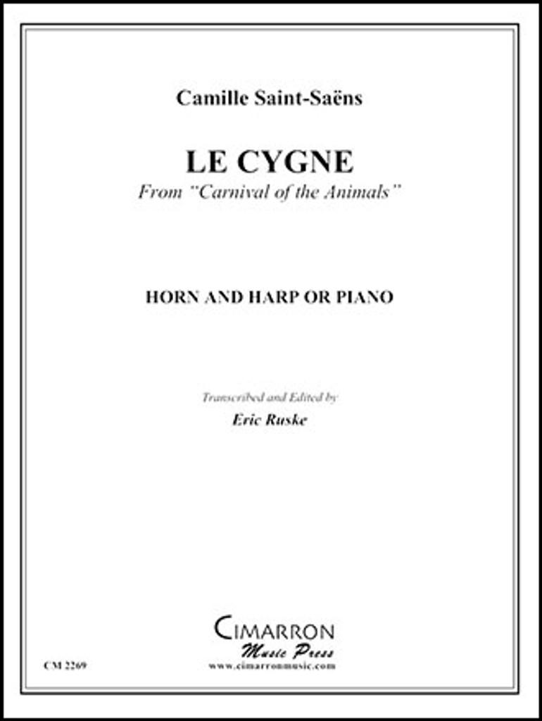 Saint-Saens, Camille - Le Cygne (The Swan) (image 1)
