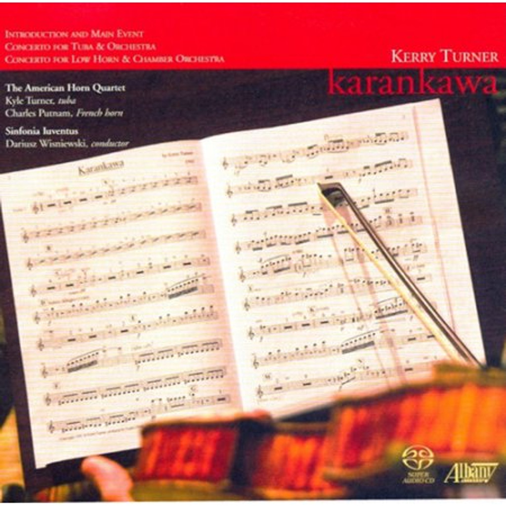 American Horn Quartet - Karankawa