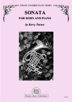 Turner, Kerry - Sonata For Horn & Piano
