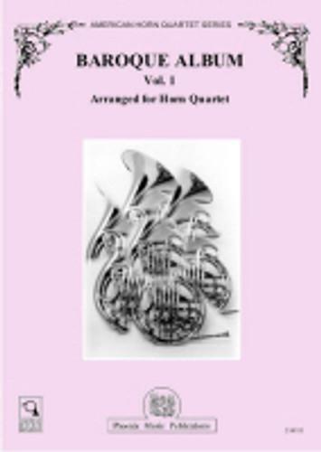 Bach - Baroque Album, Vol. 1