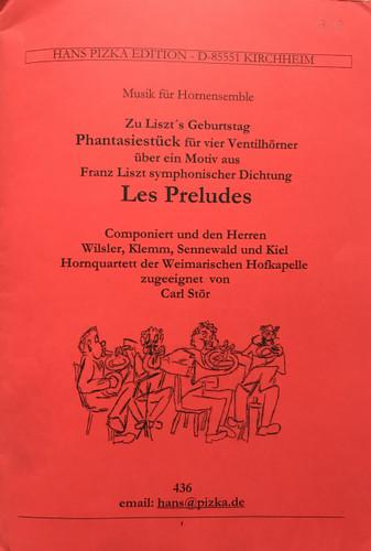 Liszt, Franz - Les Preludes