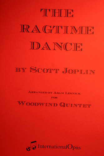 Joplin, Scott - The Ragtime Dance