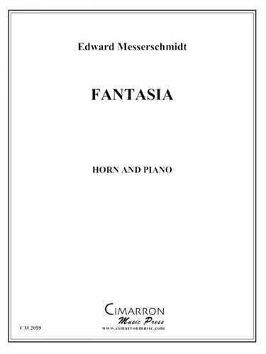 Messerschmidt, Edward - Fantasia (image 1)