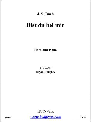 Bach, J.S. - Bist du bei mir