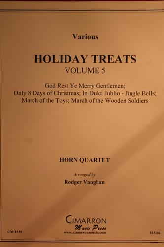 Traditional Christmas - Holiday Treats, Vol. 5
