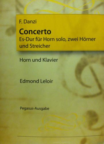 Danzi, Franc - Concerto in Eb Major