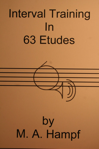 Hampf, M.A. - Interval Training In 63 Etudes