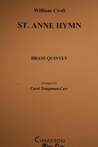 Croft, William - St. Anne's Hymn