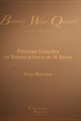 Briccialdi, Giulio - Potpourri Fantastico