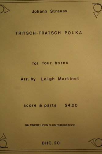 Strauss, Johann - Tritsch-Tratsch Polka