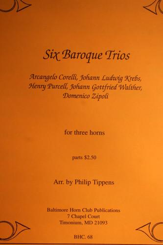 Corelli & Others - 6 Baroque Trios