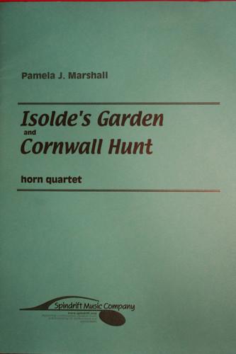 Marshall, Pamela J. - Isolde's Garden & Cornwall Hunt