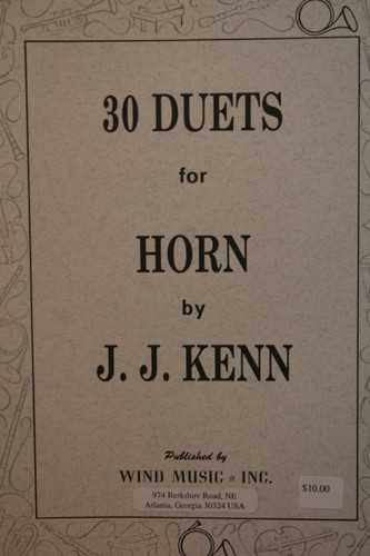 Kenn - 30 Duets
