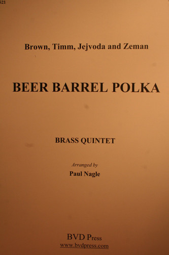 Traditional - Beer Barrel Polka
