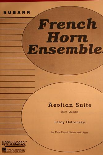 Ostransky, Leroy - Aeolian Suite