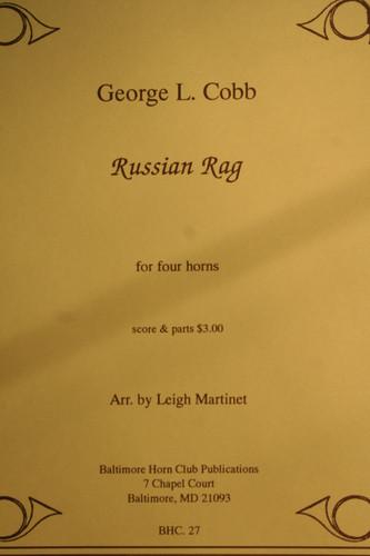 Cobb, George - Russian Rag