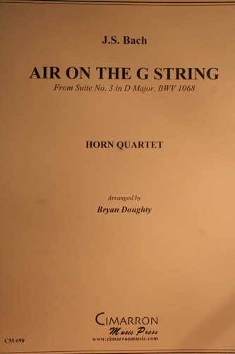 Bach - Air from Suite No. 3 (arr. Doughty)