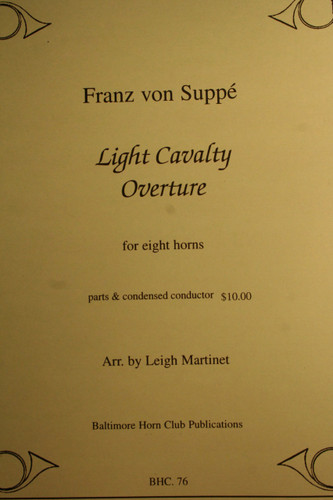 Suppe, Franz - Light Cavalry Overture