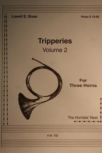 Shaw, Lowell - Tripperies, Vol. 2