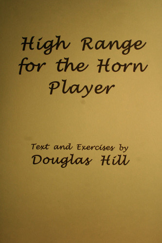 Hill, Douglas - High Range