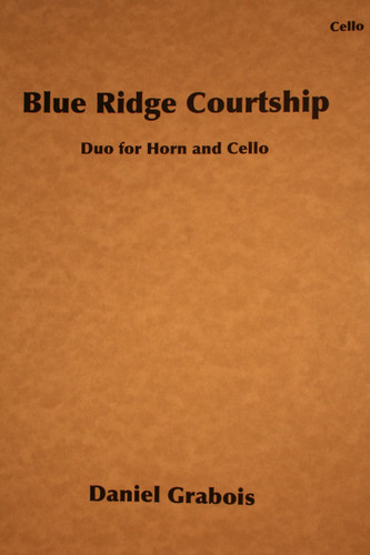 Grabois, Daniel - Blue Ridge Courtship