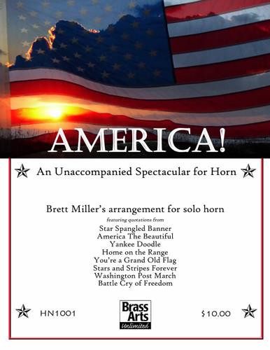 Miller, Brett - America!