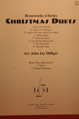 Traditional Christmas - Christmas Duets (2H)