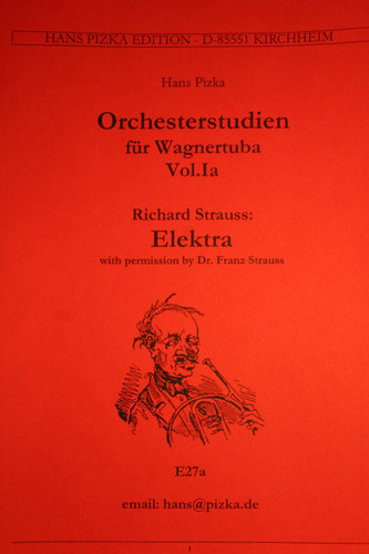 Strauss, Richard - Orchestral Studies For Wagner Tuba, Vol. 1
