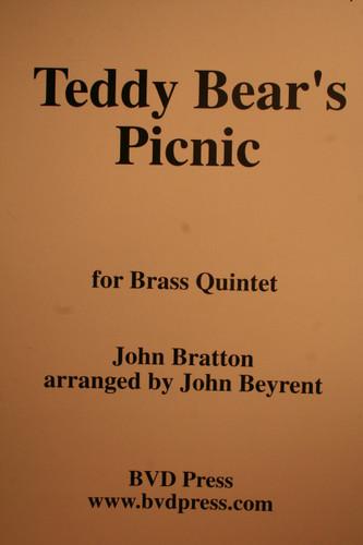 Bratton, John - Teddy Bears Picnic