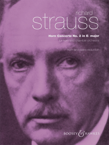 Strauss, Richard - Concerto No. 2 in E-flat Major (image 1)