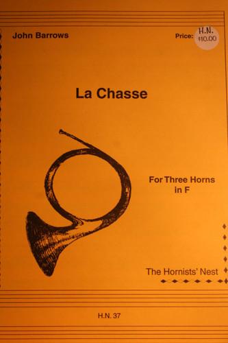 Barrows, John - La Chasse