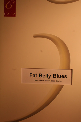Bissill, Richard - Fat Belly Blues