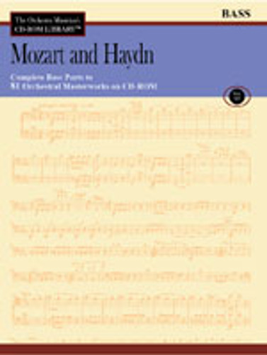 CD-Rom, Vol. 6 - Mozart/Haydn