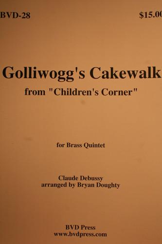 """Debussy, Claude - Golliwogg's Cakewalk From """"Children's Corner"""""""