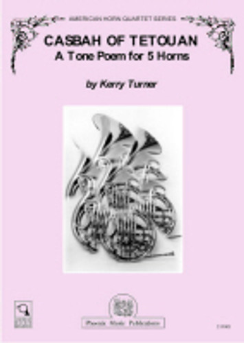 Turner, Kerry - Casbah of Tetouan 1