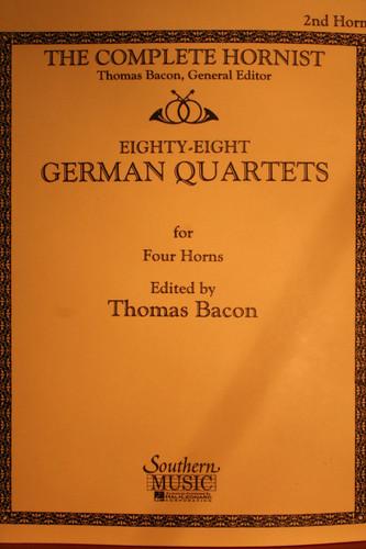 Bacon - German Quartets Hn2