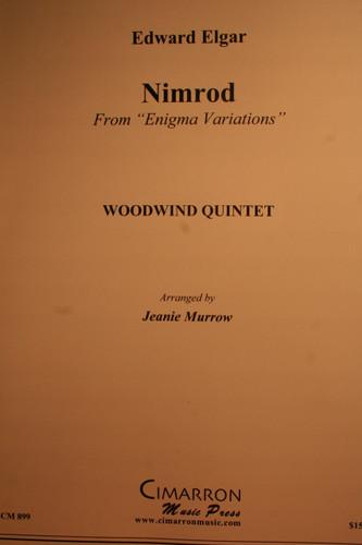 """Elgar, Edward - Nimrod (From """"Enigma Variations"""")"""