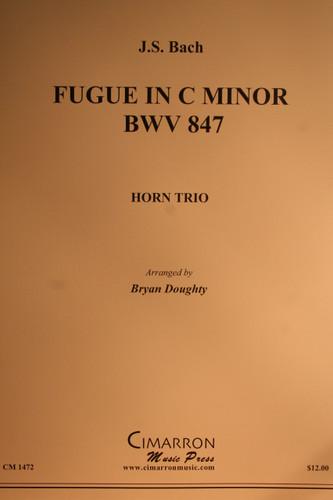 Bach - Fugue in C Minor, BWV 857