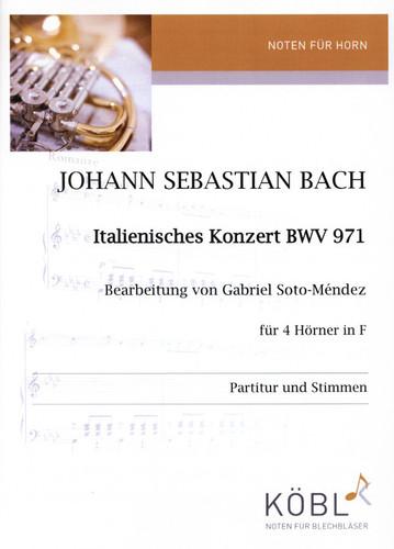 Bach, J.S. - Italienisches Konzert BWV 971