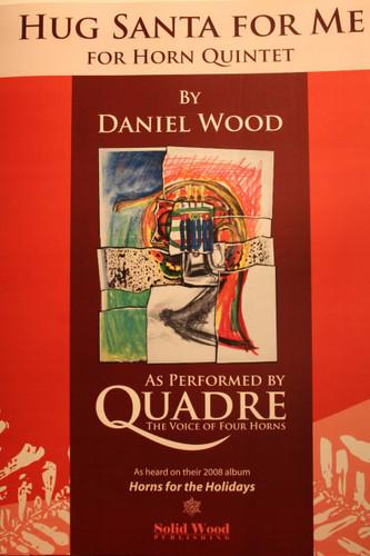 Wood, Daniel - Hug Santa For Me