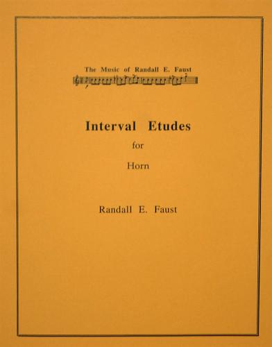Faust, Randall - Interval Etudes