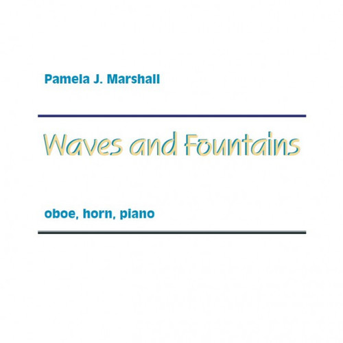 Marshall, Pamela - Waves and Fountains