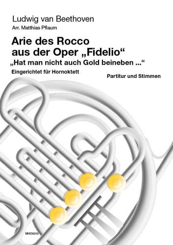 """Beethoven - Overture from """"Fidelio"""", arr. Pflaum"""