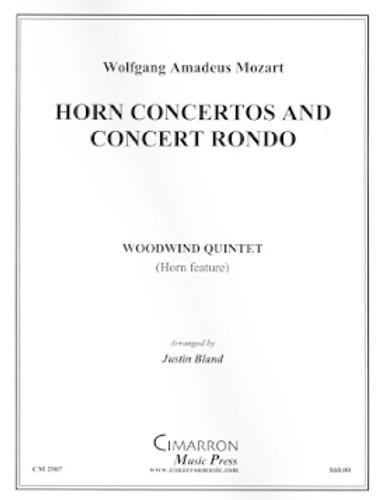Mozart, W.A. - Horn Concertos and Concert Rondo