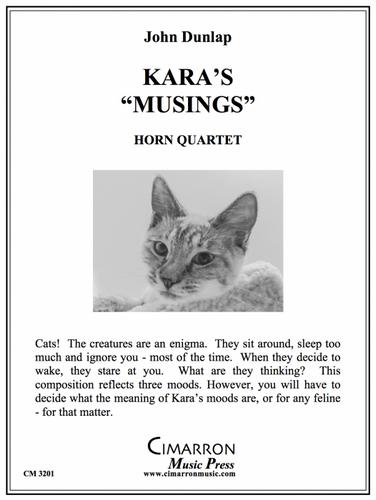"""Dunlap, John - Kara's """"Musings"""" (image 1)"""