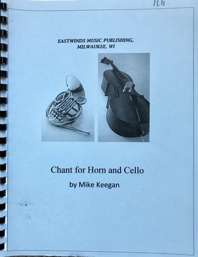 Keegan, Mike - Chant for Horn and Cello